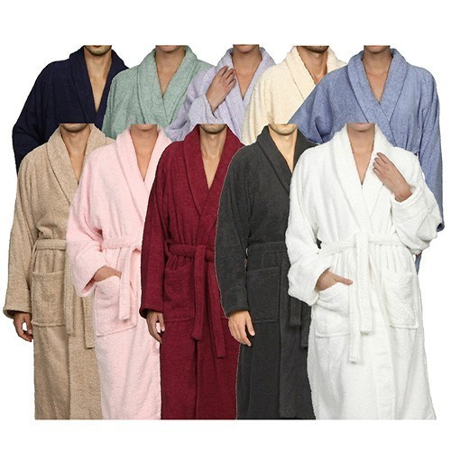 Premium Cotton Robes